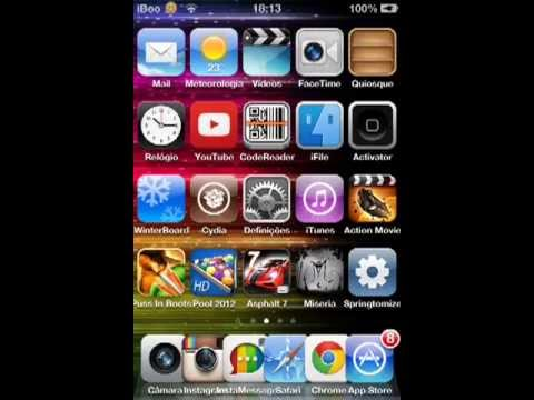 How to have a live wallpaper on your iPod/iPhone