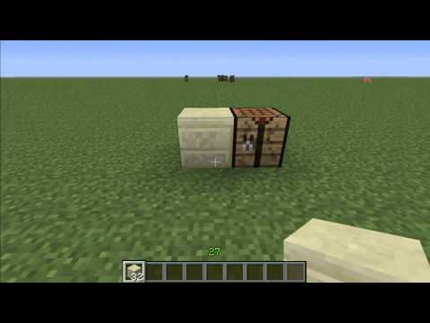 How to Make Chiseled Sandstone in Minecraft