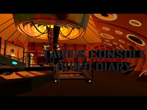 TARDIS Console Build #1