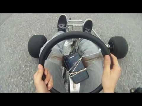 Suzuki 125cc Shifter Kart