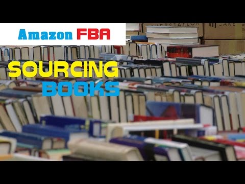 SELLING BOOKS ON AMAZON FBA | SIMPLE TIPS TO MAKE MONEY