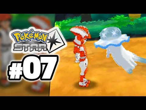 ZOSSIE... WHAT ARE YOU DOING BACK HERE!? - Pokemon Star 3DS Rom Hack (Part 7)