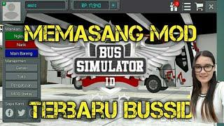 BUSSID : cara mendapat uang Rp 999 999 999 Bus Simulator