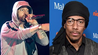 Eminem Responds To Nick Cannon's Diss Track..