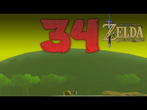 Zelda Breath of The Wild [34]: Kylo Ren Ruins