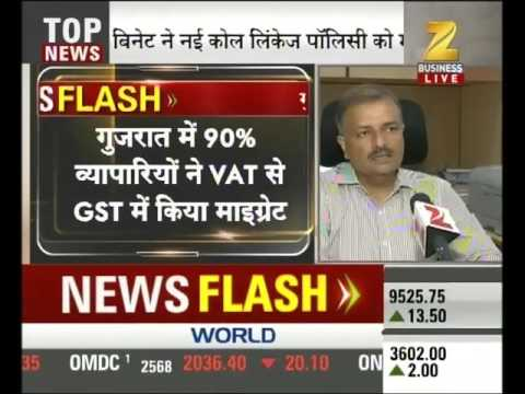 90% traders of Gujrat migrated from VAT to GST
