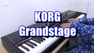 Korg Grandstage   The Ultimate UK Review & Demo For Stage Keyboard
