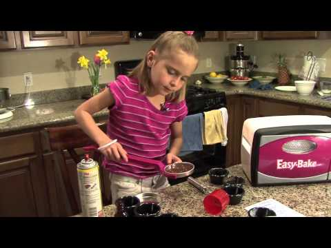 How to make an Easybake Cake from Scratch