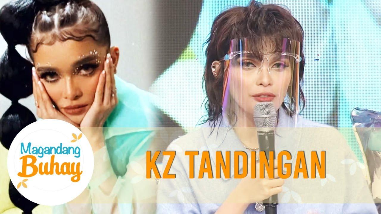 KZ talks about 'Raya and the Last Dragon'   Magandang Buhay