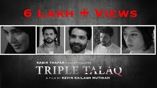 Triple Talaq - A short film | Awarded as the best digital content  | By Kevin Kailash Muthiah