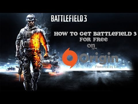 How To Get BattleField 3 On Origin For Free Official Giveaway