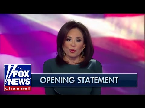 Judge Jeanine: Clinton is about to face a real investigation