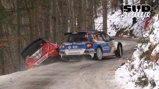 WRC Rallye Monte Carlo 2016 (HD)