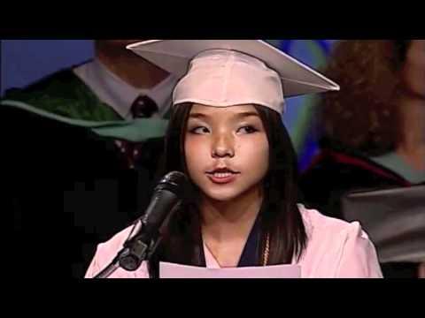 THE Closing graduation Speech