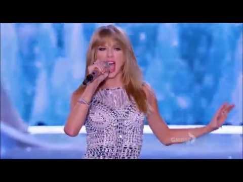 Victoria's Secret fashion show - Taylor Swift