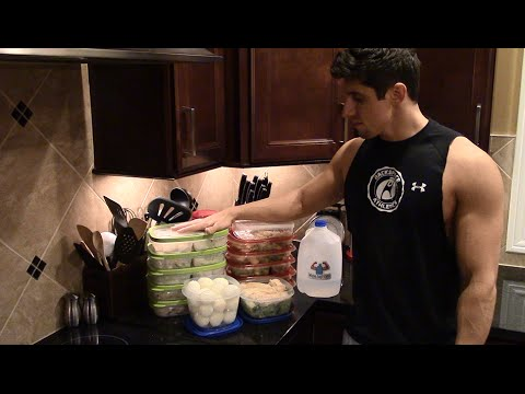Ultimate 4,000 Calorie Clean Bulking Meal Plan: Prep and Pack