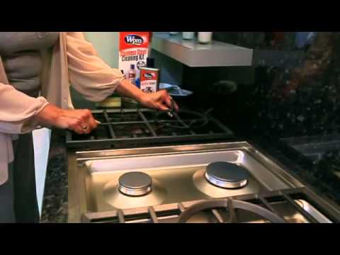Wpro Activ Inox Stainless Steel Cleaner