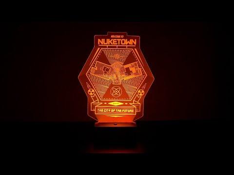 Call of Duty Nuketown Light | Paladone