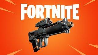 Fortnite - Proximity Grenade Launcher | New Weapon