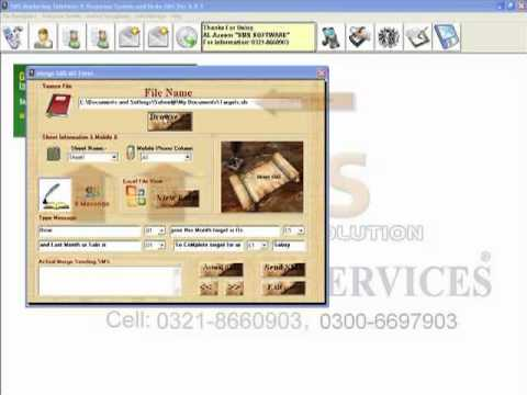 Top Free SMS SOFTWARE in Pakistan (+92 321 8660903).mp4
