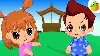 Jack And Jill   English Nursery Rhymes   Magicbox English Kids Channel