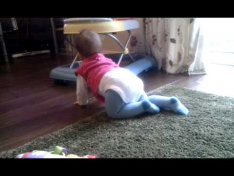 Commando crawl is for BABIES