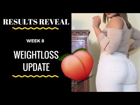 Week 8 Weight loss update/ Chit Chat