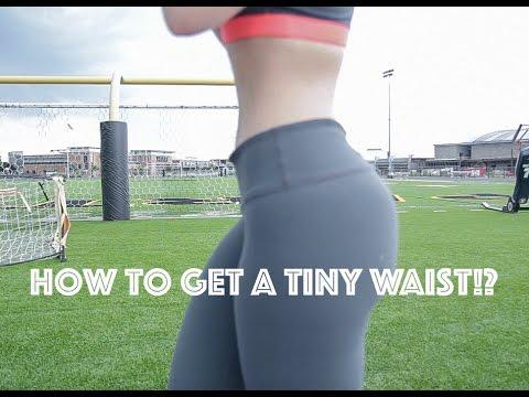 How to get a tiny waist | Steph Mi