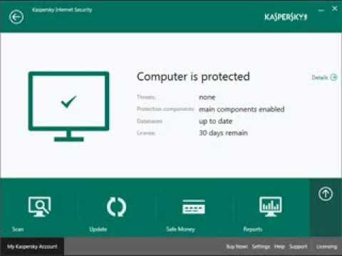 Download Kaspersky Internet Security 2014 With Serial Key