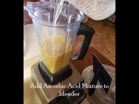 Easy Liposomal Vitamin C in 30 Minutes Tutorial