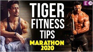 Fitness Lovers के लिए Tiger ने दिए Tips: Mumbai Marathon 2020