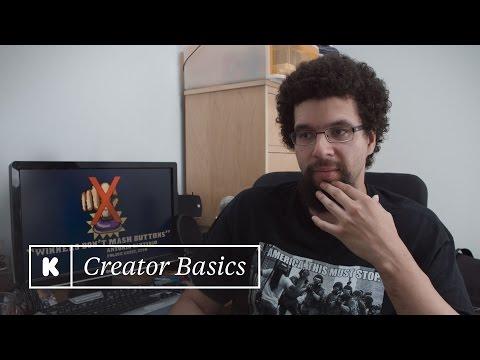 Games: Setting your funding goal | Kickstarter Creator Basics