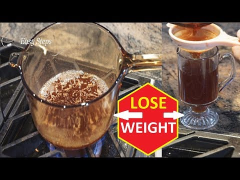 Home Remedy for Weight Loss | Weight Loss Cinnamon Honey Tea