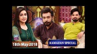 Salam Zindagi With Faysal Qureshi - Mariam Tiwana & Noman Habib - 18th May 2018