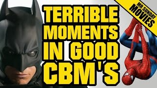 Download Terrible Moments In Good Comic Book Movies Video