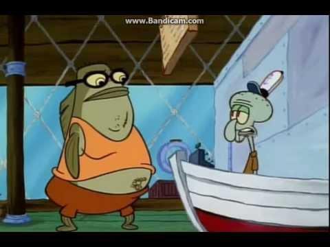 SpongeBob SquarePants - Bubble bass order