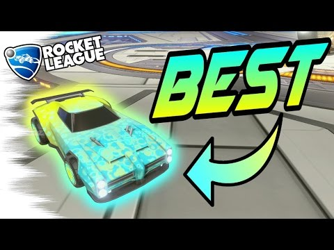 MOST INSANE COMBINATIONS/SHOWCASE with Rocket League Bubbly (Rocket League Mystery Decal/Trading)