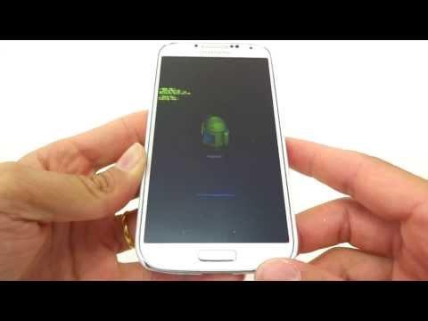 Como Formatar Samsung Galaxy S4 i9500 / i9505    Hard Reset, Desbloquear. G-Tech