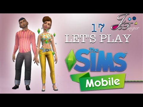 The Sims Mobile | LET'S PLAY | PART 17 | 😇 IMMORTAL SIMS. 😇  & LEVEL 40 GAMEPLAY