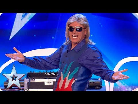 FIRST LOOK: DJ Murray Mint gets the party started | BGT 2018