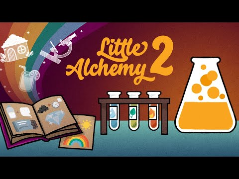 How To Create Island & Archipelago || Little Alchemy 2