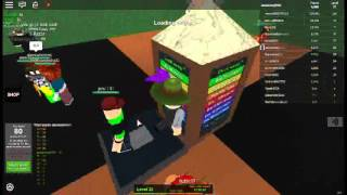 {Worst Hiding Spot Ever!} The Mad Murderer Roblox