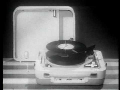 Philips / Dual  (Alte Werbespots für Plattenspieler)