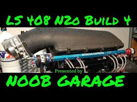 LQ4 408 Stroker Nitrous Build Episode 4