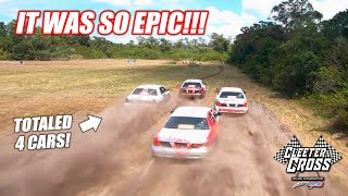 The Freedom Factory's First OFF-ROAD RACE!!! An Absolutely Spectacular FAILURE lol!