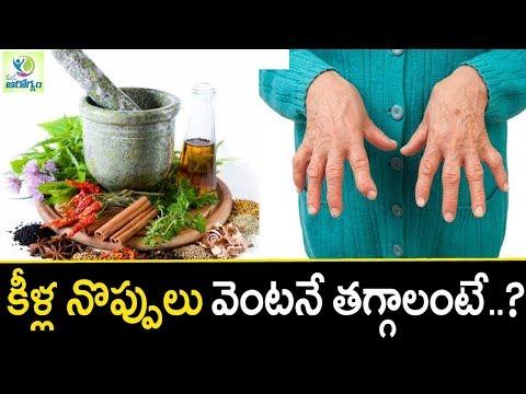 Home Remedies for Arthritis and Joint Pain - Mana Arogyam | Arthritis