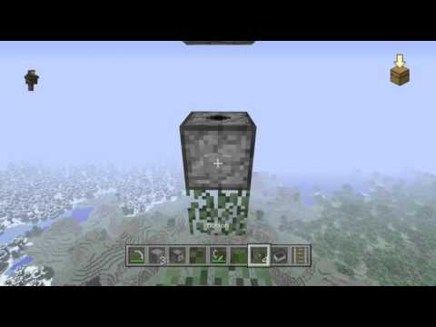 How to make a parachute in Minecraft Xbox360/ONE PS3/PS4 WII U/PC