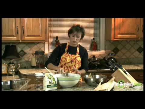 Tamales-Preparing the Corn Husks & Masa