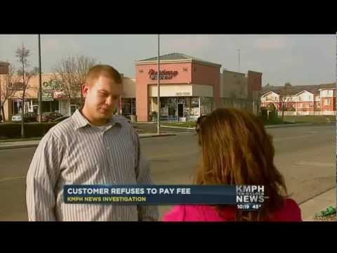 Busted! KMPH Investigates Stores That Charge Credit Card Fees