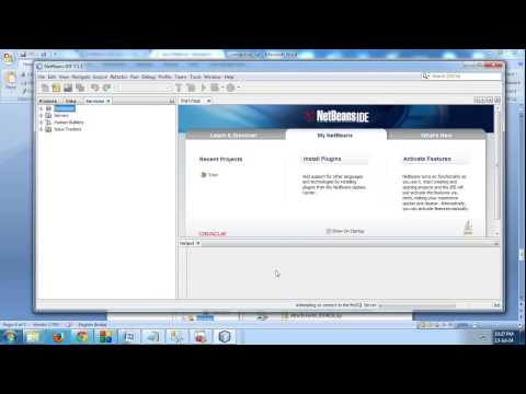 Connect NetBeans Project with Microsoft SQL Server 2008